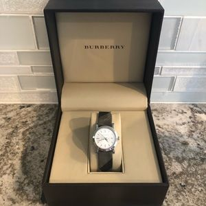 Burberry Watch with original Burberry Case